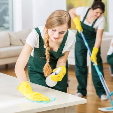 основно почистване